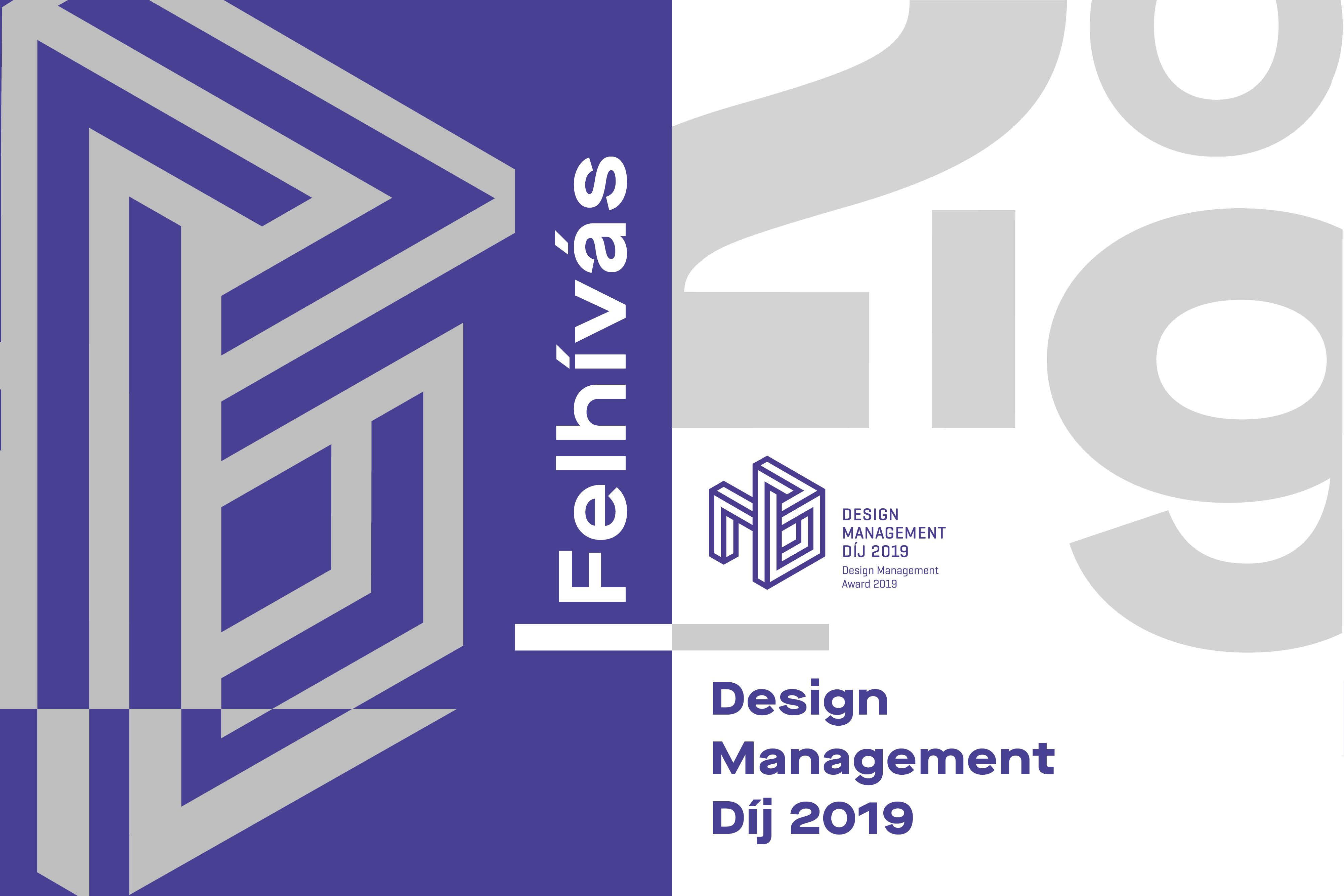 Design Management Díj 2019-lead2